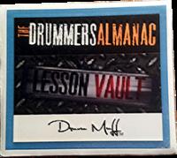 Custom Drum Muff for Drummers Almanac