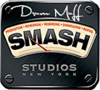 Custom Drum Muff for Smash Studios in New York