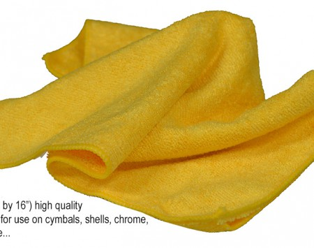 Drum Muff Micro Fiber Cloth